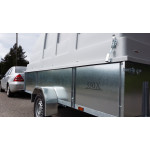 Kuomukärry SILVER TRAIL 330X
